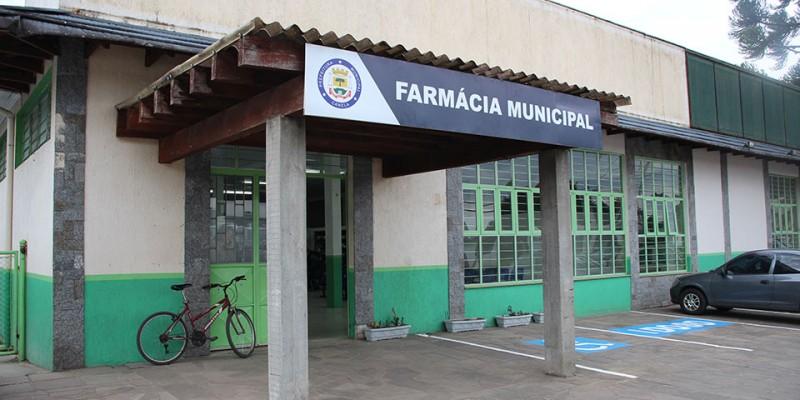 FARMÁCIA MUNICIPAL ATENDE EM NOVO ENDEREÇO
