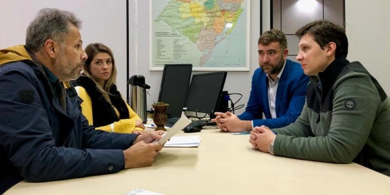 EXECUTIVO E LEGISLATIVO BUSCAM APOIO PARA CURSOS PROFISSIONALIZANTES