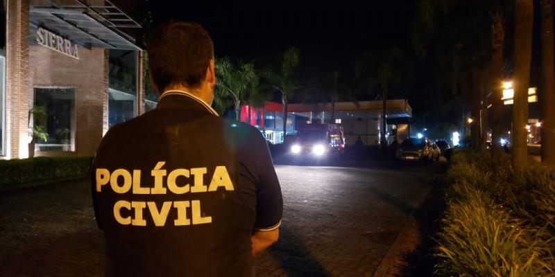 MORRE CRIMINOSO QUE TROCOU TIROS COM POLICIAIS CIVIS EM GRAMADO