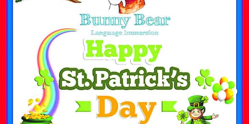 Saint Patrick Padroeiro da Irlanda!