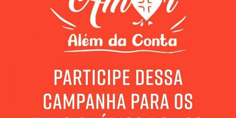 AMOR ALÉM DA CONTA