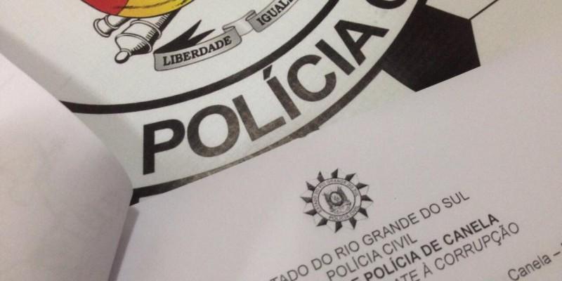 IINVESTIGAÇÕES REVELAM CRIMES CONTRA ADMINISTRAÇÃO PÚBLICA