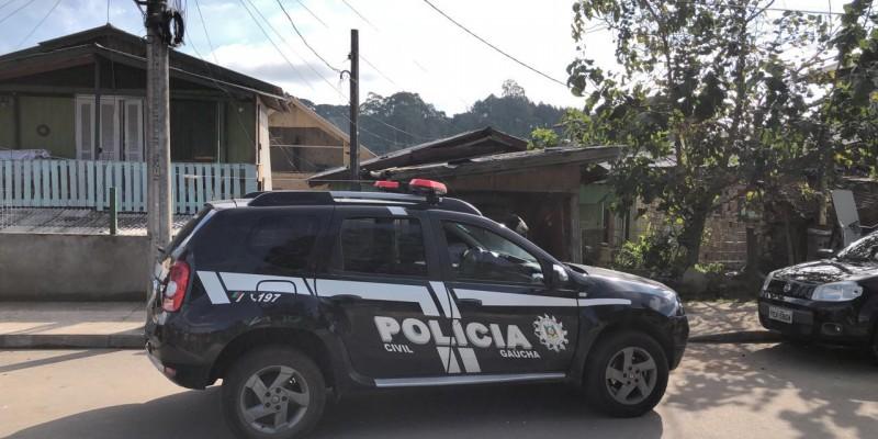 Suspeito de balear jovem no Canelinha é preso em operação contra o tráfico