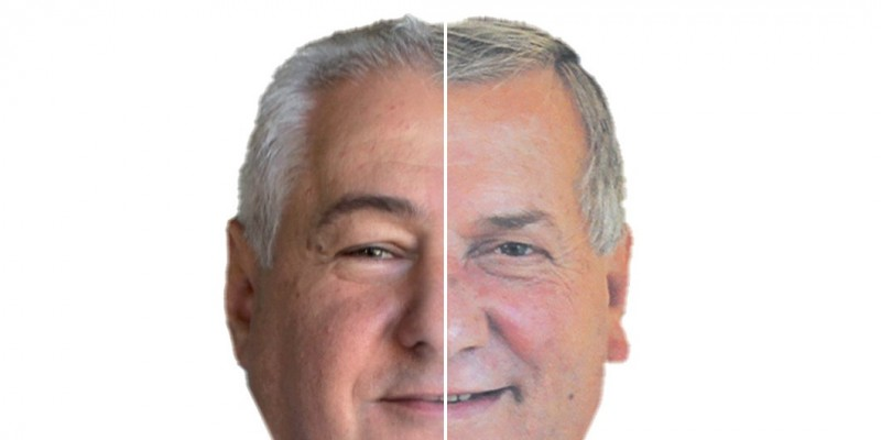 AS DUAS FACES DA ELEIÇÃO