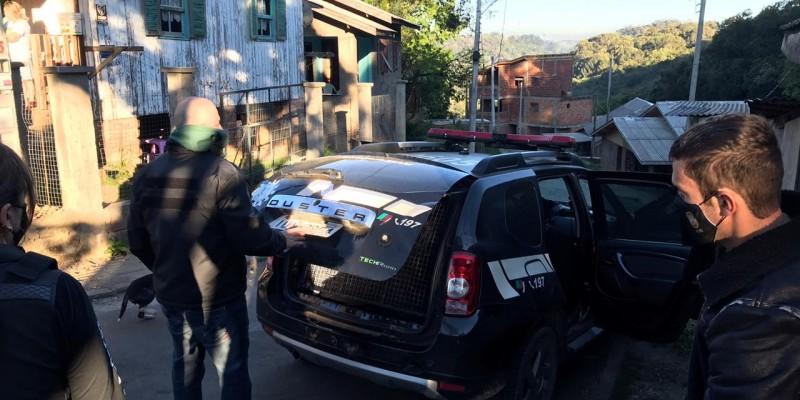 POLÍCIA CIVIL DEFLAGRA OPERAÇÃO  E CUMPRE 13 MANDADOS DE PRISÃO