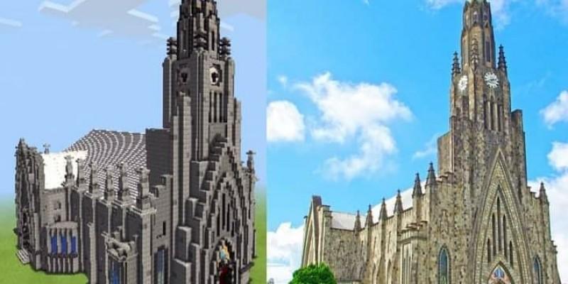 Catedral de Pedra: Uma das mais bonitas e desafiadoras