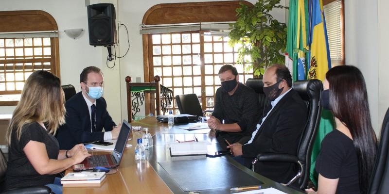 Comissão de transição de governos se reúne em Gramado