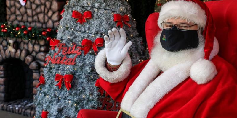 33° Sonho de Natal suspende Parada de Natal e Casa do Papai Noel