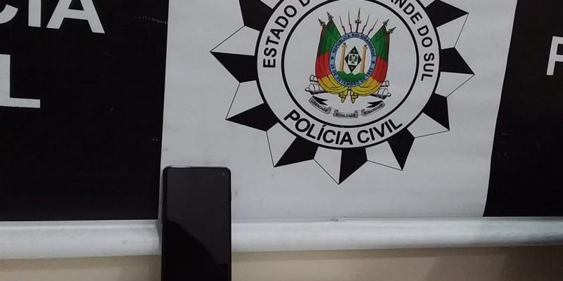 Celular roubado no bairro Suzana é resgatado