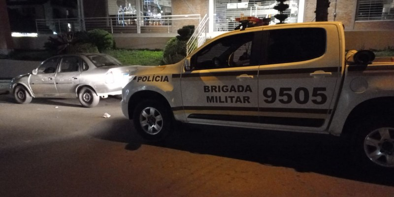 BM prende em Nova Petrópolis autor de homicídio em Canela