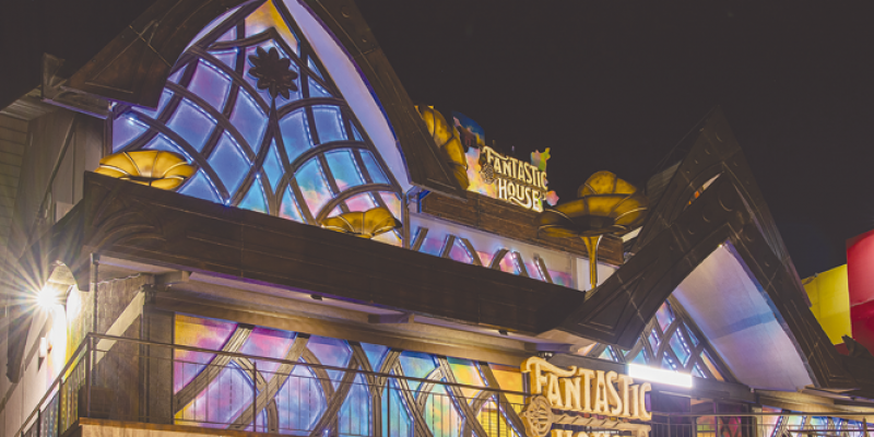 Fantastic House terá espetáculo fixo o ano inteiro