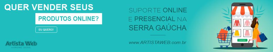 ARTISTA WEB - Ecommerce