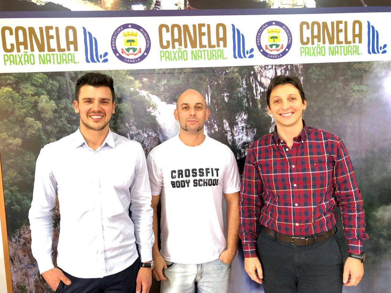 CANELA PODERÁ RECEBER EVENTO DE CROSSFIT