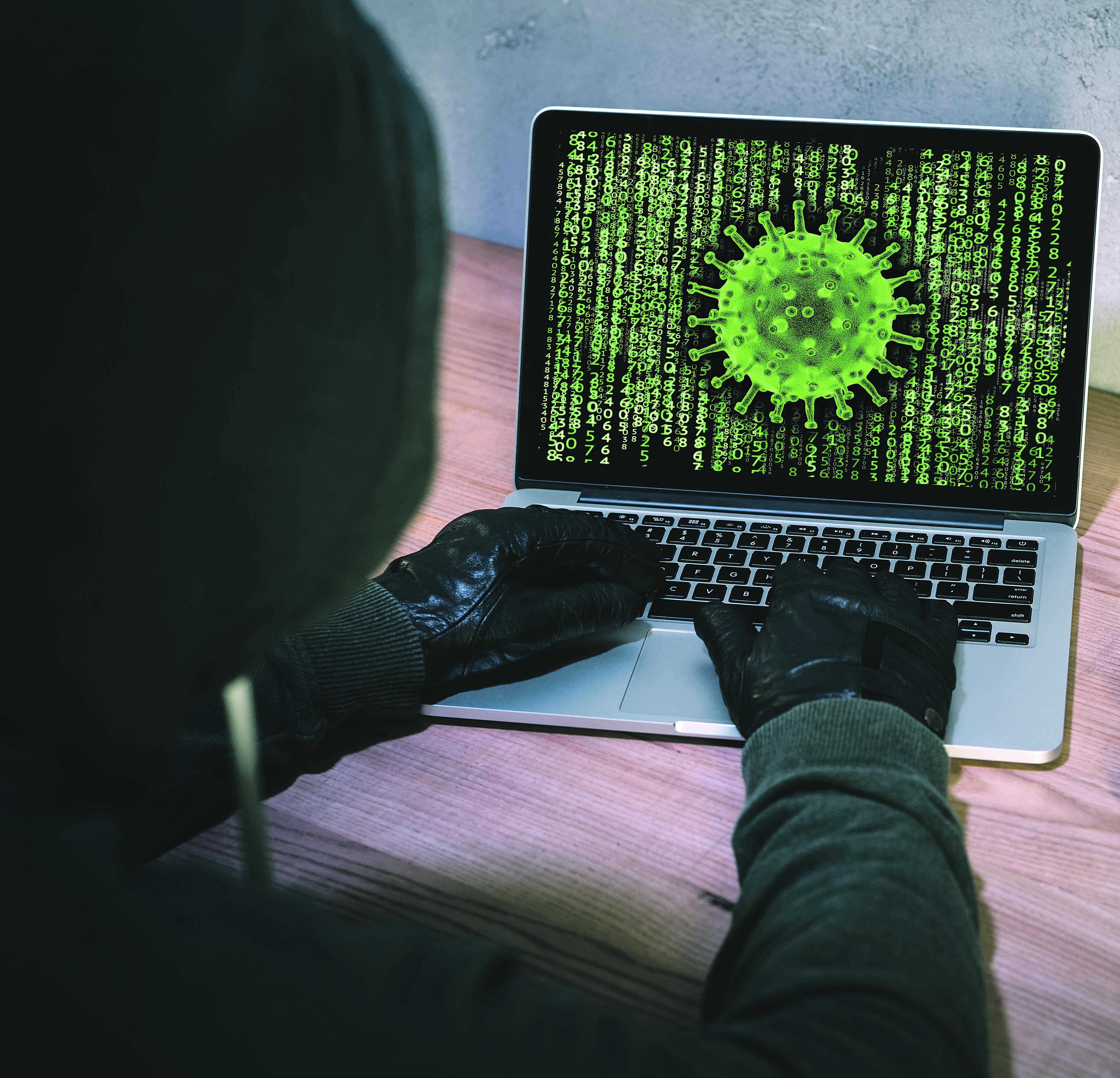 Pandemia de golpes na internet