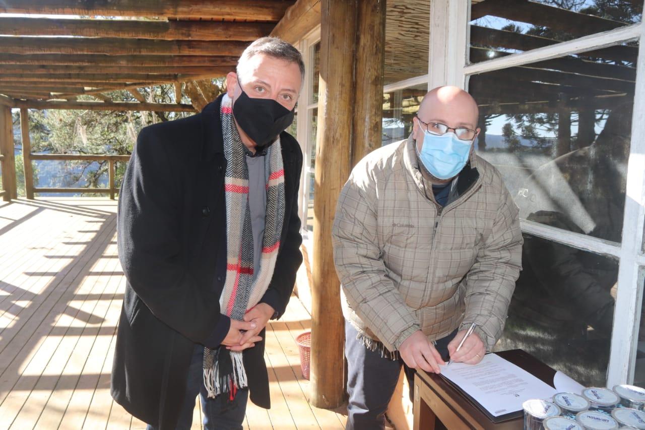 Estado renova concessão do Parque do Caracol para Canela