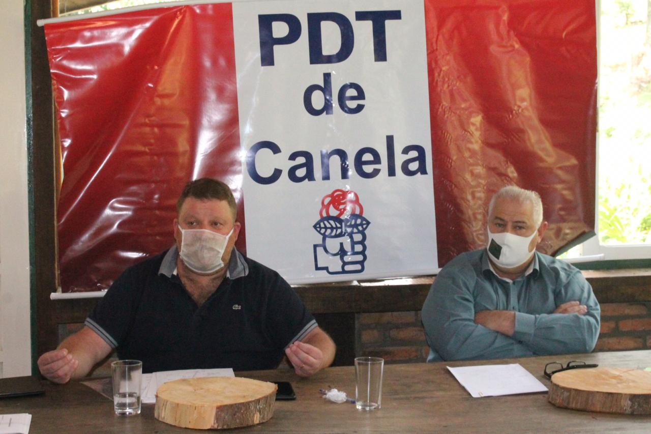 PDT DEFINE NOMINATA E COLIGAÇÕES NA QUARTA