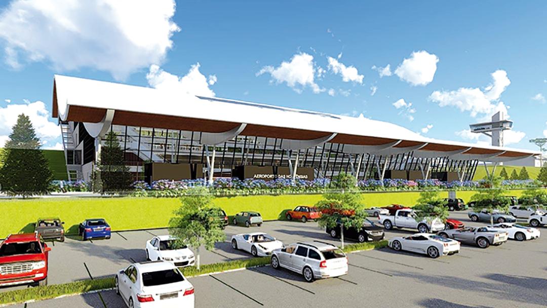 BUSCA POR PACTO REGIONAL para a construção de AEROPORTO em canela