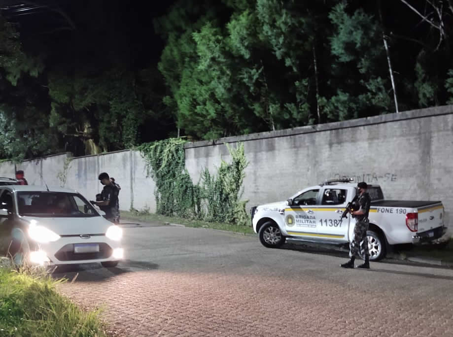 BM INTENSIFICA OPERAÇÃO CONTRA ORGANIZAÇÕES CRIMINOSAS