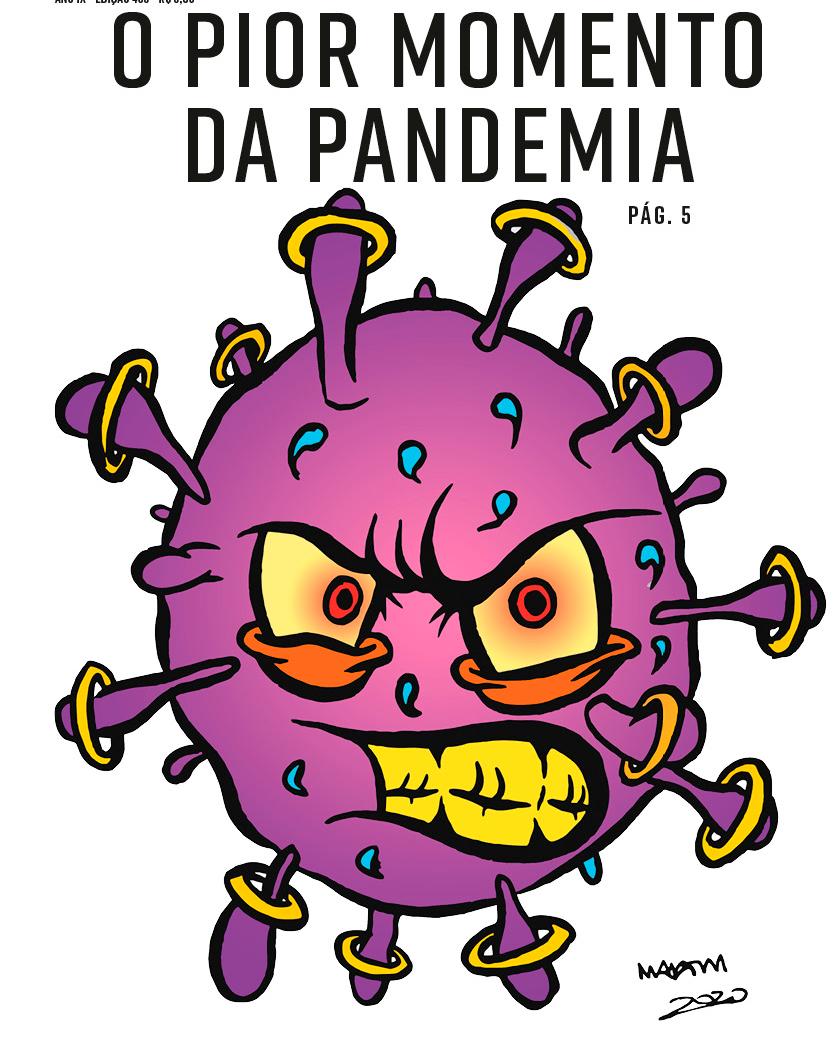 O pior momento da pandemia