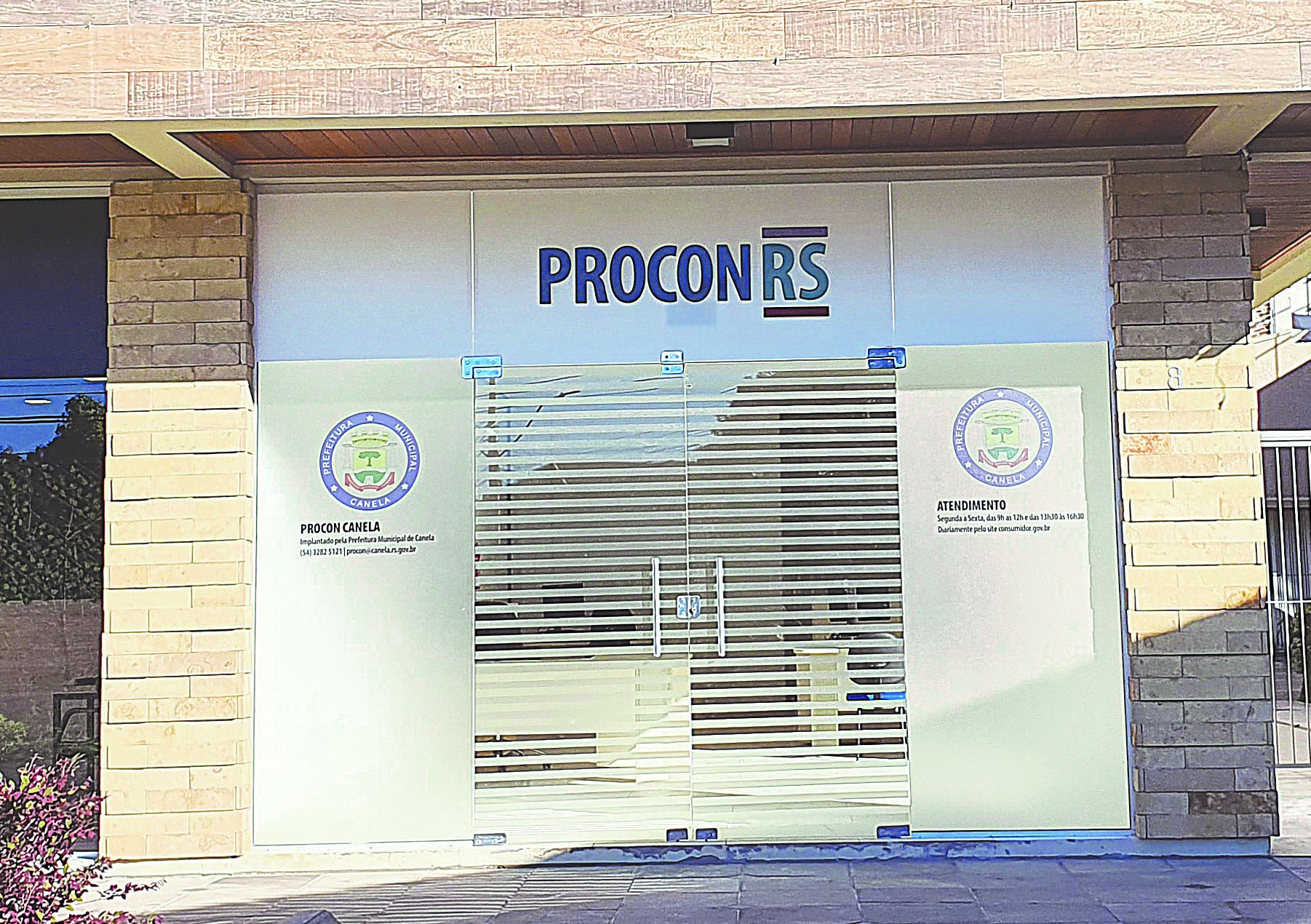 PROCON iniciará atendimentos até o fim do mês em Canela